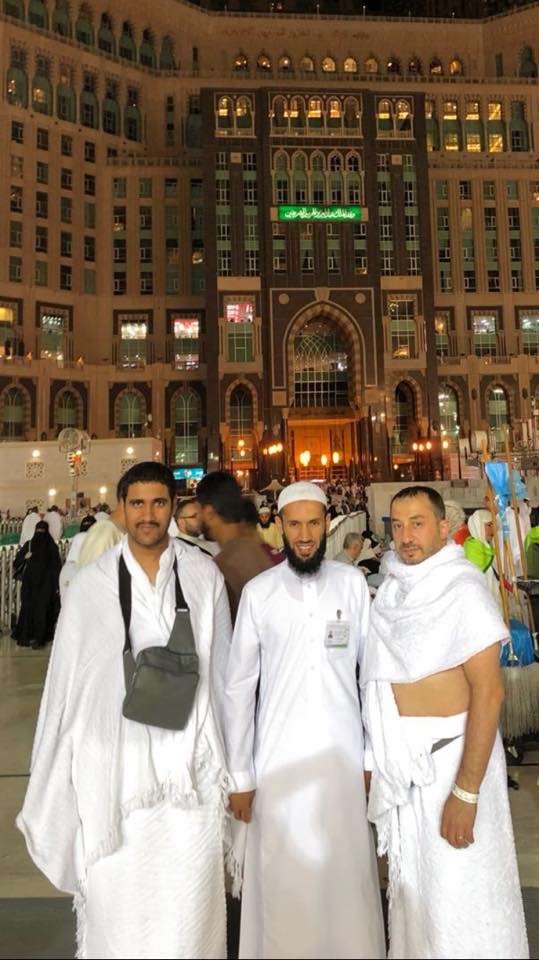Our Brothers in Haj